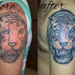 Ivan y 1 cover up tattoo